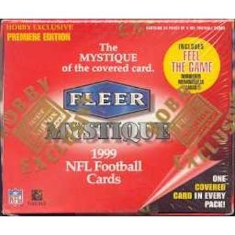 1999 Fleer Mystique Football Hobby Box