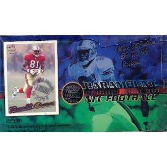 1999 Pacific Paramount Football Hobby Box