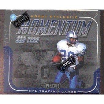 1999 Playoff Momentum SSD Football Hobby Box