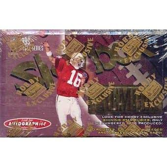 1999 Fleer Skybox Premium Football Hobby Box
