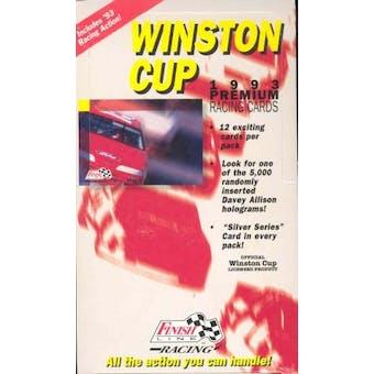 1993 Finish Line Winston Cup Premium Racing Box
