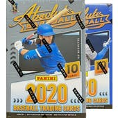 2020 Panini Absolute Baseball Hobby Pack
