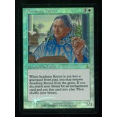 Magic the Gathering Urza's Destiny Single Academy Rector Foil - SLIGHT PLAY plus (SP+)