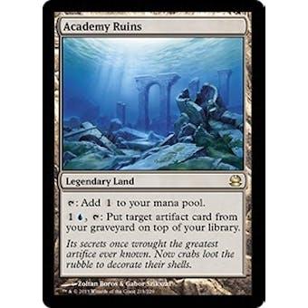 Magic the Gathering Modern Masters Single Academy Ruins - SLIGHT PLAY (SP)