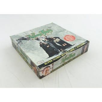 The Addams Family Wax Box (1991 Topps) (Reed Buy)