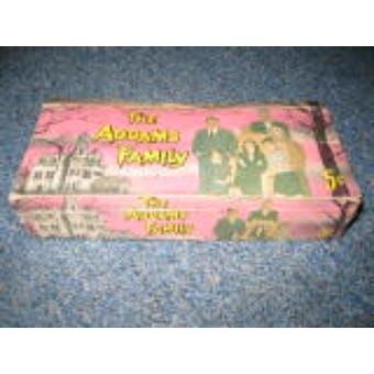 Addams Family Wax Pack (1964 Donruss)