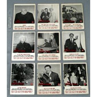 Addams Family Complete Set (1964 Donruss)