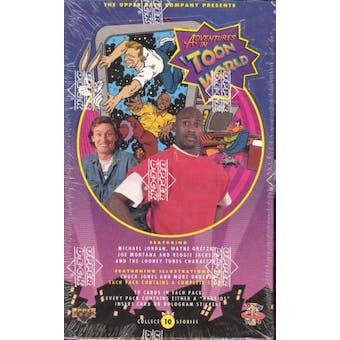 Adventures In 'Toon World Hobby Box (1993 Upper Deck)