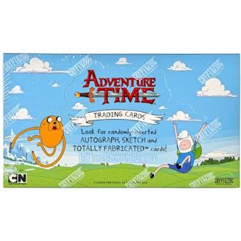 Adventure Time Trading Cards Box (Cryptozoic 2014)