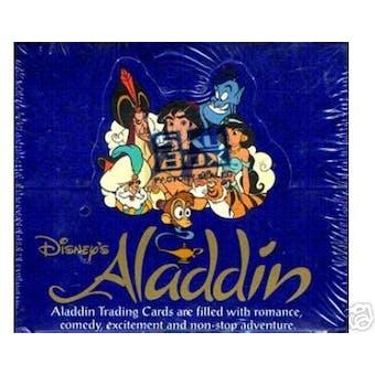 Aladdin Hobby Box (1993 Skybox)