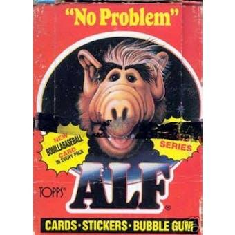Alf Series 2 Hobby Box (1988 Topps)