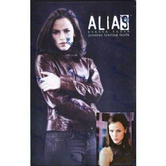 Alias Season 3 Hobby Box (2004 Inkworks)