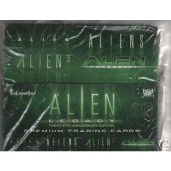 Alien Legacy Hobby Box (1998 Inkworks)