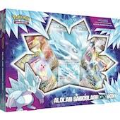 Pokemon Alolan Sandslash-GX 6-Box Case (Presell)