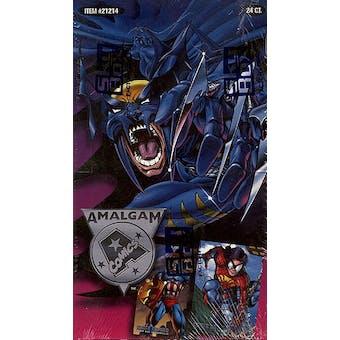 Amalgam Hobby Box (1996 Fleer/Skybox)