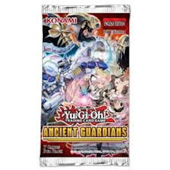 Yu-Gi-Oh Ancient Guardians Booster Box (Presell)