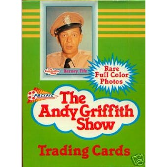 Andy Griffith Show Series 1 Wax Box (1990 Pacific)