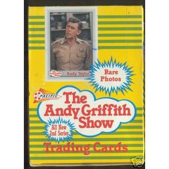 Andy Griffith Show Series 2 Wax Box (1991 Pacific)