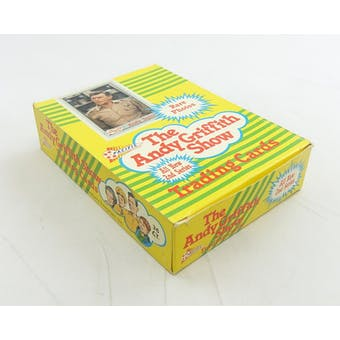 Andy Griffith Show Series 2 Wax Box (1991 Pacific) (Reed Buy)