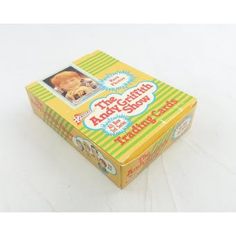 Andy Griffith Show Series 3 Wax Box (1991 Pacific) (Reed Buy)