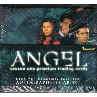Angel Season 1 Hobby Box (2000 InkWorks)