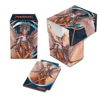 CLOSEOUT - ULTRA PRO ANGEL OF INVENTION DECK BOX - 60 COUNT CASE