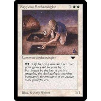 Magic the Gathering Antiquities Single Argivian Archaeologist - NEAR MINT (NM)
