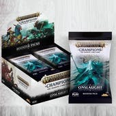 Warhammer TCG: Age of Sigmar Champions Onslaught Booster Box