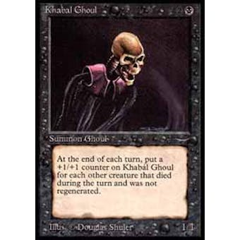 Magic the Gathering Arabian Nights Single Khabal Ghoul - SLIGHT PLAY (SP)
