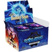 Argent Saga: Revelations Booster 12-Box Case (Presell)