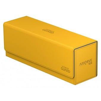 Ultimate Guard ArkHive 400+ Deck Box - Amber