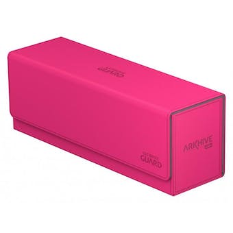 Ultimate Guard ArkHive 400+ Deck Box - Pink