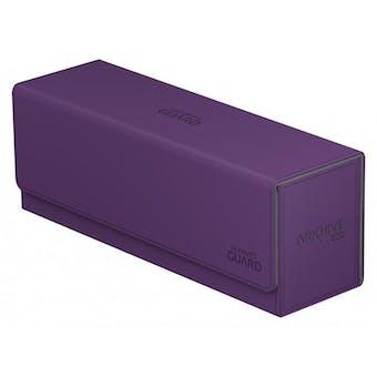 Ultimate Guard ArkHive 400+ Deck Box - Purple