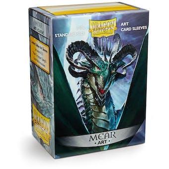 Dragon Shield Card Sleeves: Art Classic Mear (100)
