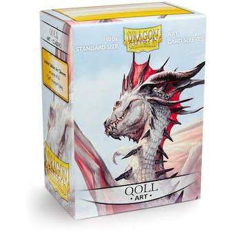 Dragon Shield Card Sleeves: Art Classic Qoll (100)