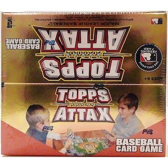 2010 Topps Attax Baseball Booster Box