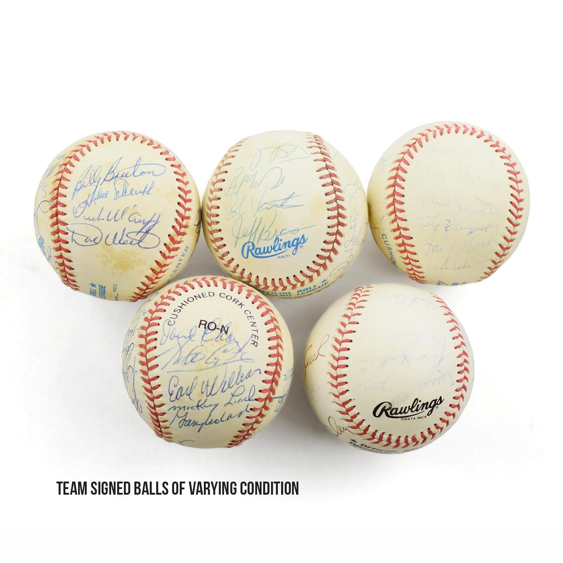 2018 Hit Parade Autographed Quot Heroes Of Baseball Stadium