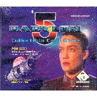 Precedence Babylon 5 Deluxe Edition Booster Box