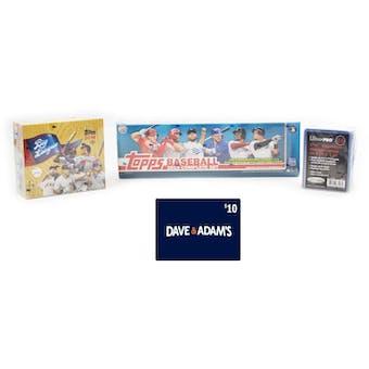 Dave & Adam's Baseball Holiday Deal - Great Gift Idea!