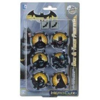 DC HeroClix: Batman Dice and Token Pack