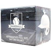 2019 Hit Parade Auto Baseball Batting Helmet 1-Box Ser 2- DACW Live 6 Spot Random Division Break #4