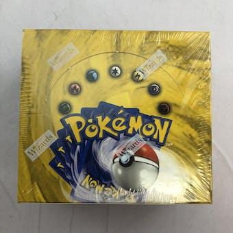 Pokemon Base Set 1 Unlimited Booster Box WOTC NEAR MINT