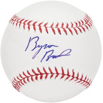 Byron Buxton Autographed Minnesota Twins Official MLB Baseball (PSA)