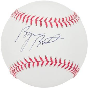 Byron Buxton Autographed Minnesota Twins Official MLB Baseball (MLB COA)