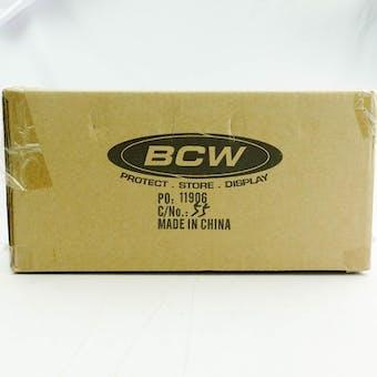 CLOSEOUT - BCW DECK VAULT LX 80 GREEN 12-BOX CASE