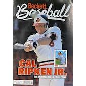 2021 Beckett Baseball Monthly Price Guide (#178 January) (Cal Ripken Jr,)