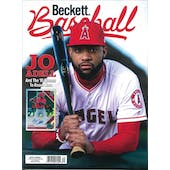 2020 Beckett Baseball Monthly Price Guide (#168 March) (Jo Adell)