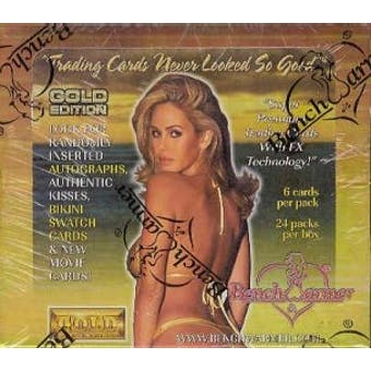 BenchWarmer Gold Edition Hobby Box (2003)
