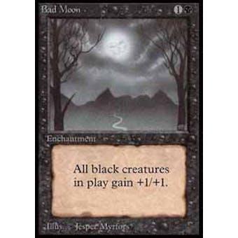 Magic the Gathering Beta Single Bad Moon - NEAR MINT (NM)