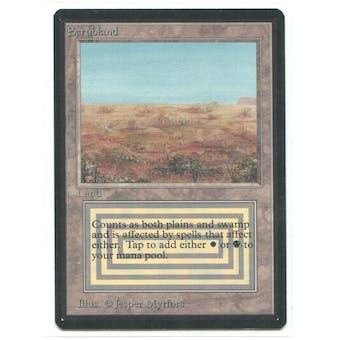 Magic the Gathering Beta Single Scrubland - NEAR MINT (NM)